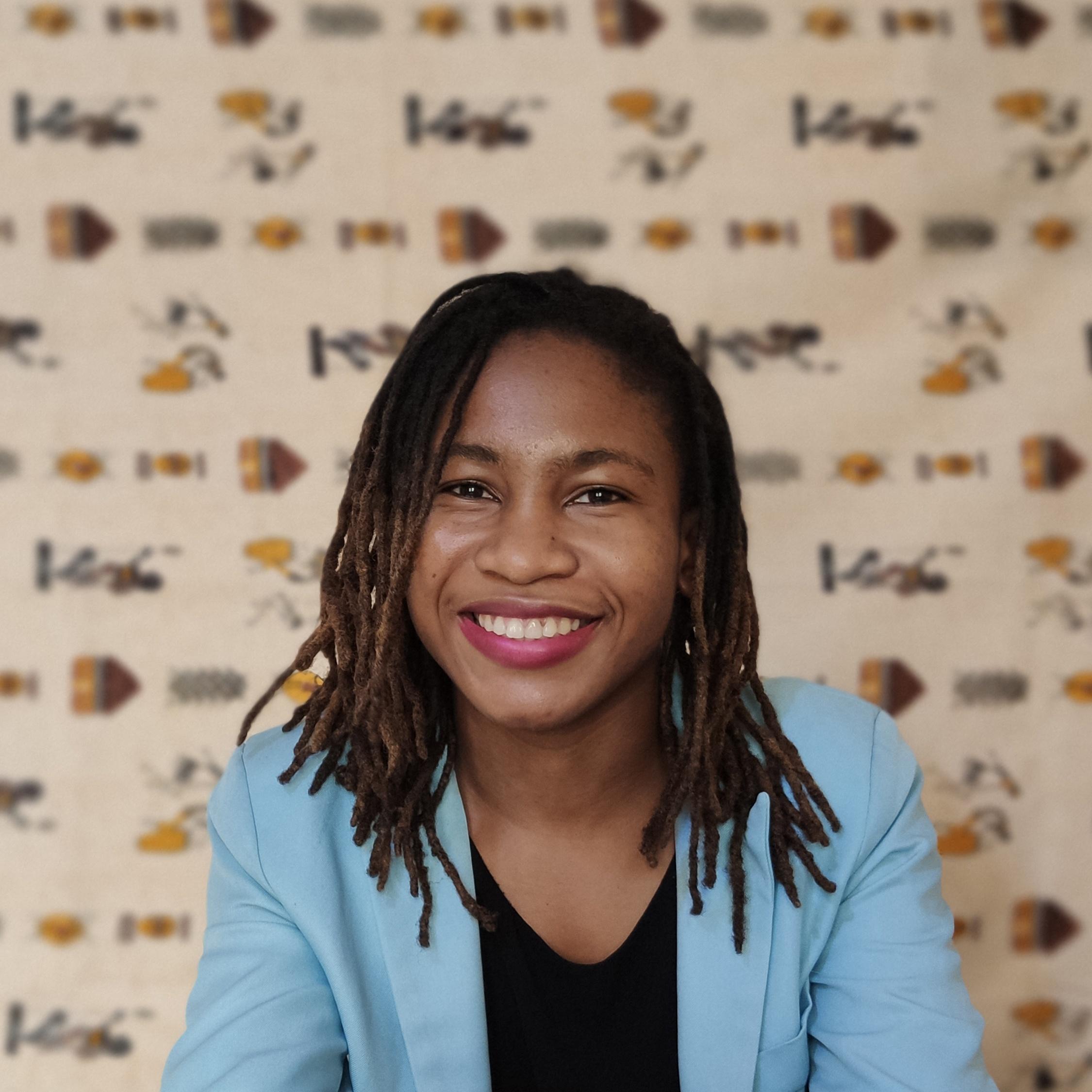 Abbie Nwaocha Square Headshot