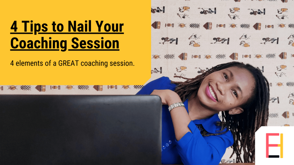 Tips to Nail Your Coaching Session Like A Pro