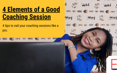 4 Tips to Nail Your Coaching Session Like a Pro